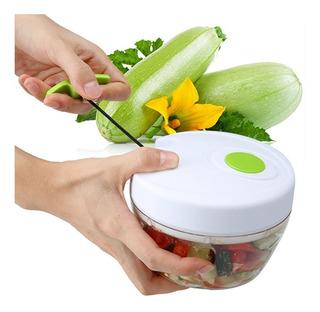 Cortador De Vegetales, Cebolla, Ajo, Picador Frutas + Envío
