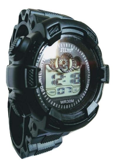 Relógio Masculino Barato Esportivo Digital Corrida Alarme