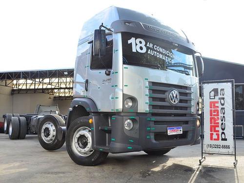Volks 24-280 24.280 Bi-truck Bi.truck= Mb 3030 2430 4 Eixo
