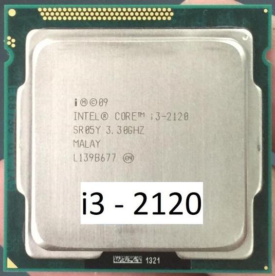 Processador Intel Core I3-2120 1155 2ª Geração 3.30ghz