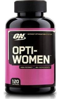 Opti-women By Optimum Nutrition 120 Caps