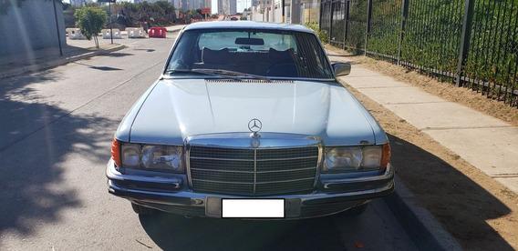 Mercedes Benz 280s Chasis W116