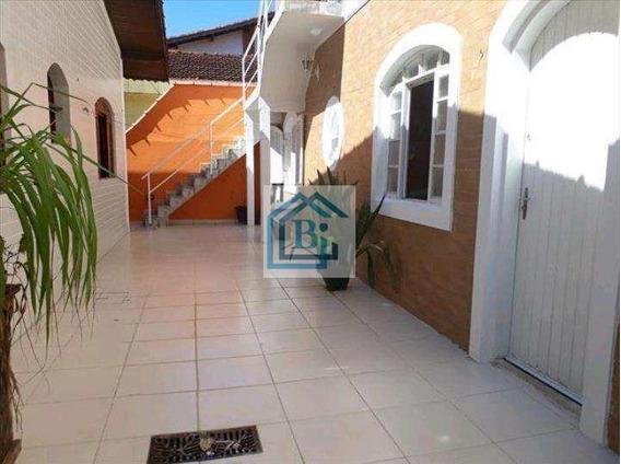 Casa Com 5 Dorms, Canto Do Forte, Praia Grande - R$ 790 Mil, Cod: 60495005 - V60495005