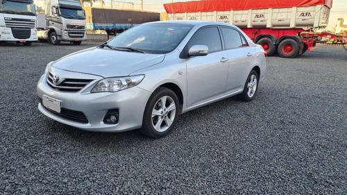 Imagem 1 de 9 de Toyota Corolla 2012 2.0 16v Xei Flex Aut. 4p