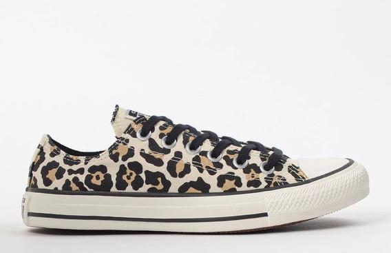 Zapatillas Converse All Star Animal Print Mujer Exclusiva