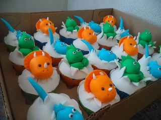 Cupcakes Para A Sua Festa