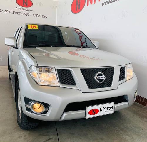 Nissan Frontier 2.5 S 4x4 Cd Turbo Eletronic Diesel 4p