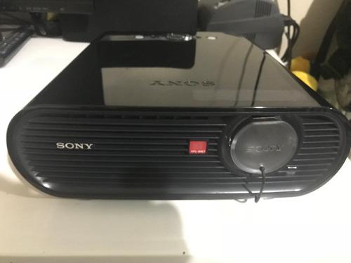 Abaixou! Projetor Sony Vpl-bw7 720p 2000 Lumens Wxga 3lcd