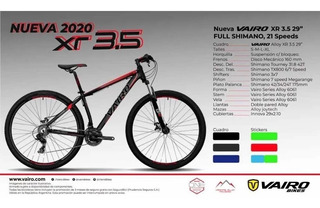 Bicicleta Vairo Xr 3.5 D 2020