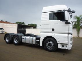 Caminhão Man Tgx 29 440 6x4 Ano 2016/16