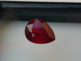 Pedra Rubi Natural 2,6cts