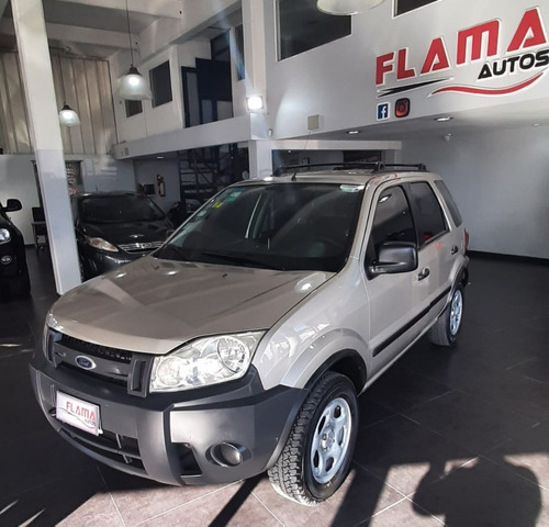 Ford Ecosport Xl Plus 2008 Gnc. Financio O Permuto
