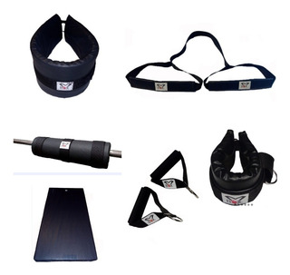 Nuevo!! Kit Accesorios Multigym Mbox 6 Art Ideal Gimnasio
