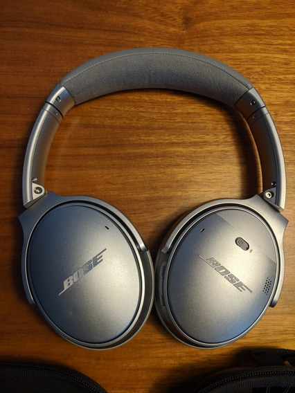 Fone Bose Qc 35 Noise Cancelling Seminovo
