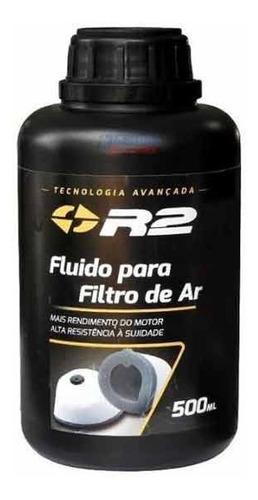 Imagem 1 de 1 de Oleo Filtro De Ar R2 - 500ml Motocross Trilha