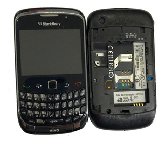 Lote C/ 29 Aparelhos Blackberry 9300 No Estado