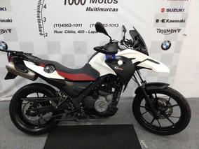 Bmw Gs 650 2015 Otimo Estado Aceito Moto