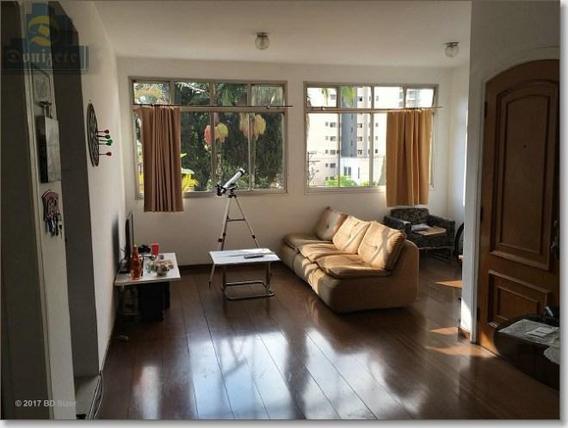 Apartamento Com 3 Dormitórios À Venda, 97 M² Por R$ 380.000,00 - Vila Assunção - Santo André/sp - Ap4756