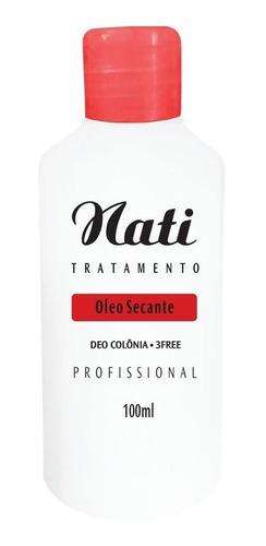 Imagem 1 de 1 de Esmalte Tratamento Profissional 5free Oleo Secante - 100ml