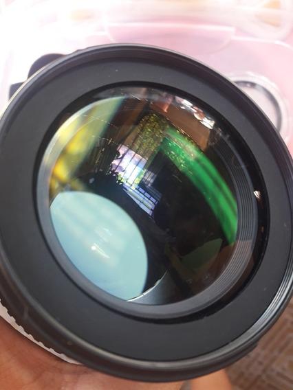 Lente 18-105 Mm Nikon Vr Com Filtro E Parasol- Avista-450,00