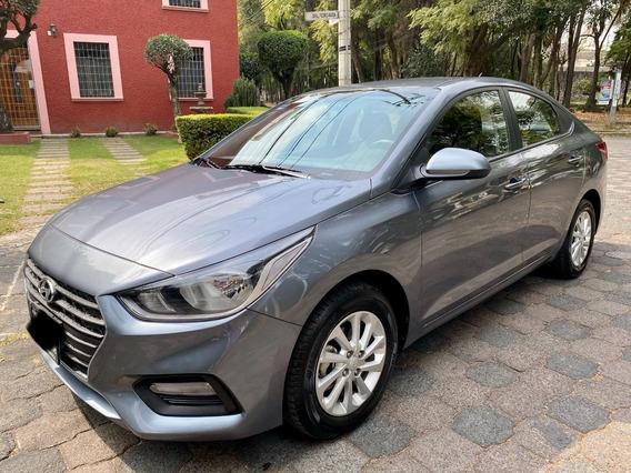 Hyundai Accent Gl Mid At 2019