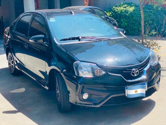 Toyota Etios 1.5 4p Platinum 5p. At. Sedan