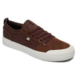 Tênis Dc Shoes Evan Smith Adys300286 Marrom Oferta