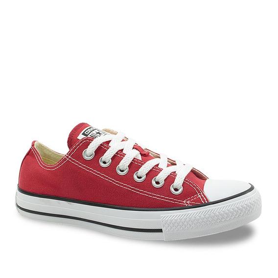 Tênis Casual Unisex All Star Vermelho Ct00010004