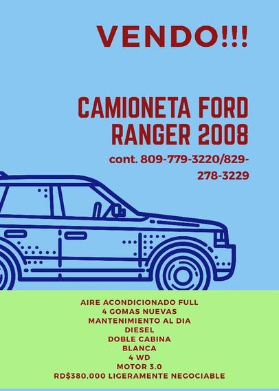 Ford Ranger Ford Ranger 2008
