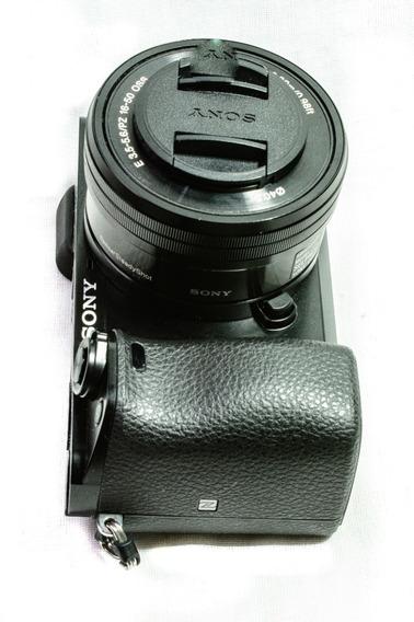 Sony Alpha A6000 Mirrorless Digital Camera Lente 16-50mm