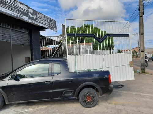 Imagem 1 de 2 de Volkswagen Saveiro 2012 1.6 Cab. Estendida Total Flex 2p