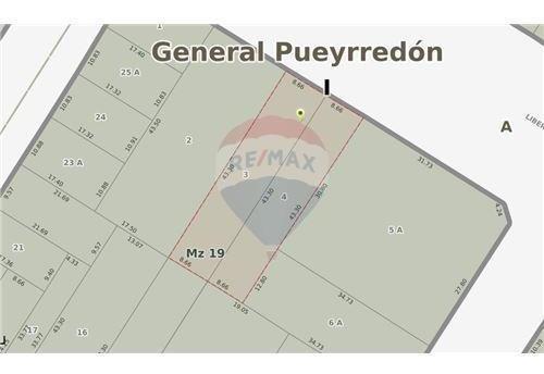 Lote 17 X 43 Zona R1 Mar Del Plata La Perla