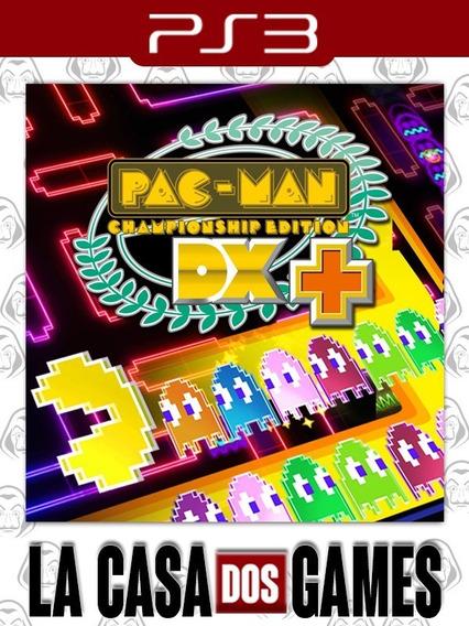 Pac-man Championship Edition Dx - Psn Ps3 - Envio Imediato