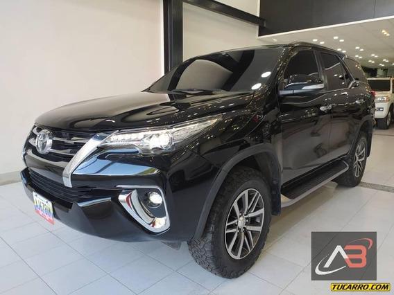 Toyota Fortuner Vxr Blindada