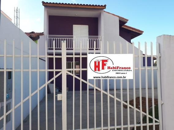 Casa Nova Com Quintal, Use Seu Fgts, Financiamento Caixa. Mcmv. Franco Da Rocha -sp - Ca00284 - 34459159