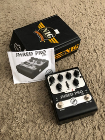 Pedal Nig Shred Pro