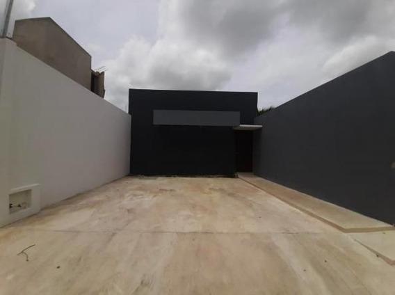 Casa De Una Planta En Venta Al Norte De Mérida, Kunay