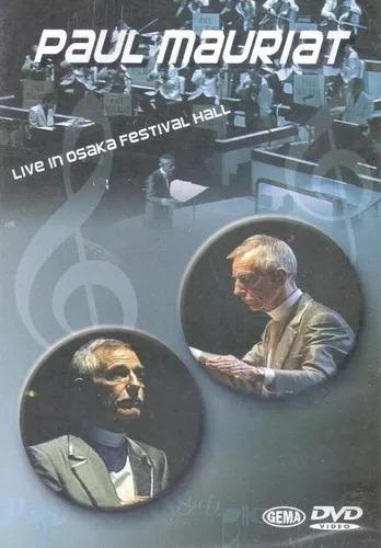 Paul Mauriat, Live In Osaka Festival Hall - Dvd
