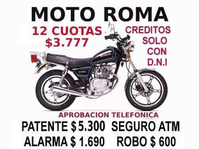 Suzuki Gn 125 Motoroma
