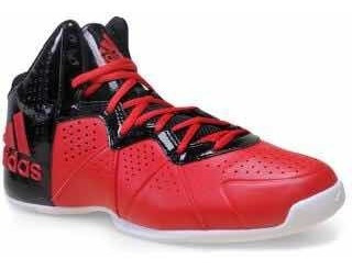 Tênis adidas Pro Smooth Feather Vermelho