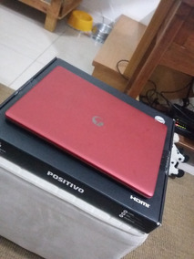 Notebook Positivo Motion Red