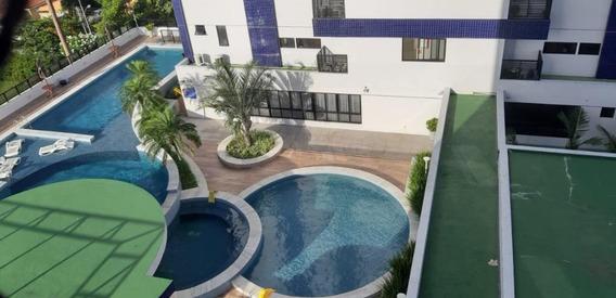 Apartamento Em Bairro Dos Estados, João Pessoa/pb De 75m² 3 Quartos Para Locação R$ 1.490,00/mes - Ap520811