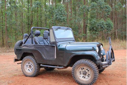 Imagem 1 de 12 de Ford Jeep Willys Jeep