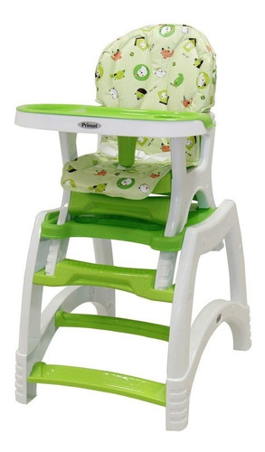 b40e3f407 Silla Comedor Escritorio 2 En 1 Bebe Kinder Prinsel Verde