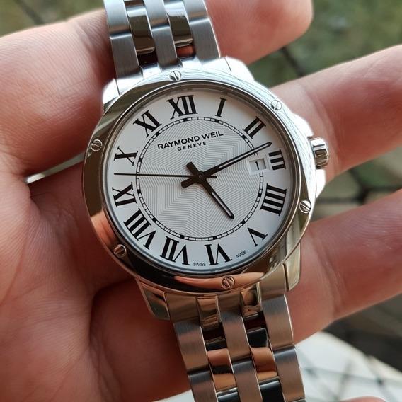 Relógio Raymond Weil Tango Semi Novo Completo