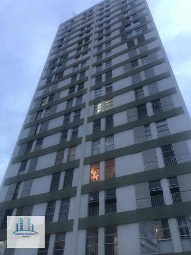 Imagem 1 de 23 de Apartamento Com 3 Dormitórios À Venda, 110 M² Por R$ 800.000 - Chácara Santo Antônio - São Paulo/sp - Ap3491