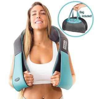 Invospa Shiatsu Neck Massager - Masajeador Electrico