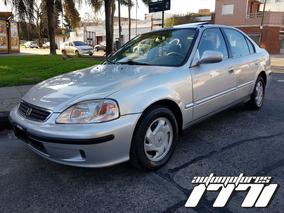 Honda Civic 1.6 Ex C/techo 1999 $124900 Impecable 2do Dueñoo
