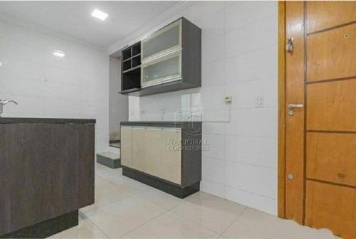 Imagem 1 de 20 de Cobertura Com 2 Dormitórios À Venda, 100 M² Por R$ 340.000,00 - Parque Novo Oratório - Santo André/sp - Co5345