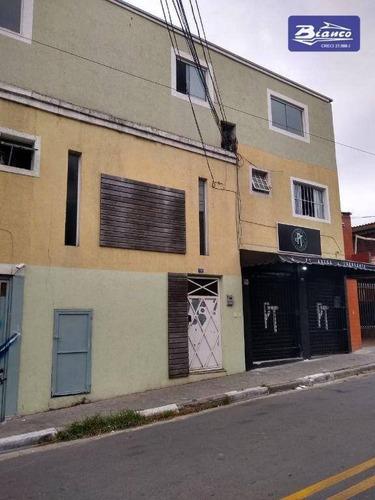 Imagem 1 de 15 de Apartamento Com 2 Dormitórios Para Alugar, 40 M² Por R$ 750,00/mês - Jardim Testae - Guarulhos/sp - Ap4471